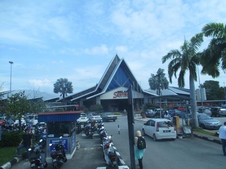 (pic - Story) Malacca - Melaka Sentral