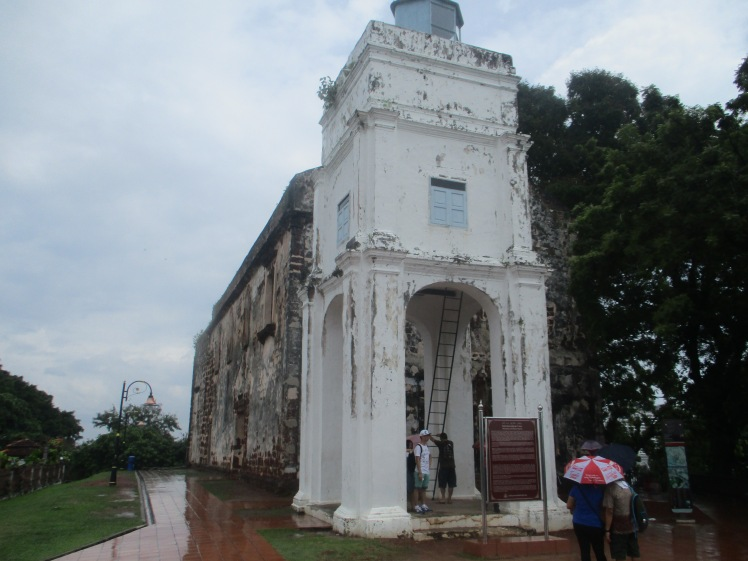 (pic - Story) Malacca - Old Church