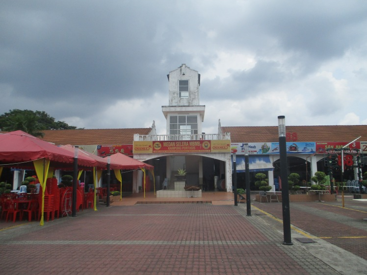 (pic - Story) Malacca - Portuguese Qtr