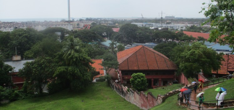 (pic - Story) Malacca - View
