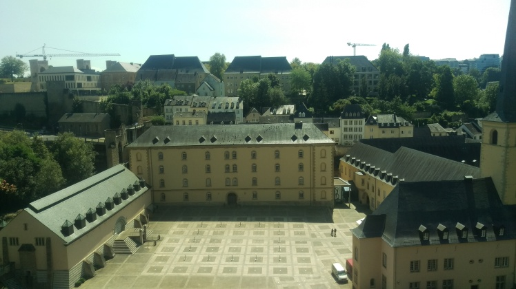 (pic - Story) Fortress Luxembourg - Final Photo