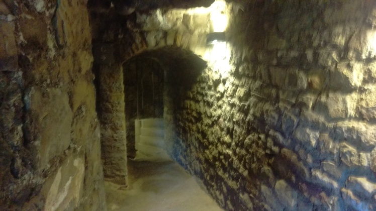 (pic - Story) Fortress Luxembourg - Inside Casemates