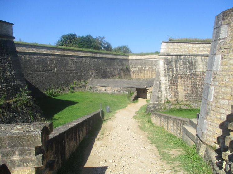 (pic - Story) Fortress Luxembourg - Old Fort