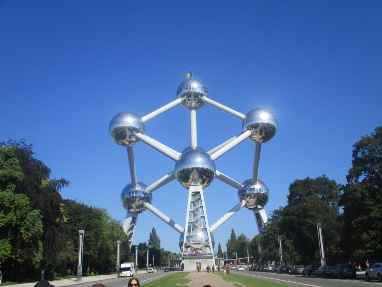 (pic - Story) Brussels - Atominium