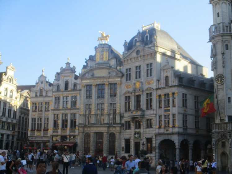 (pic - Story) Brussels - Grand Place