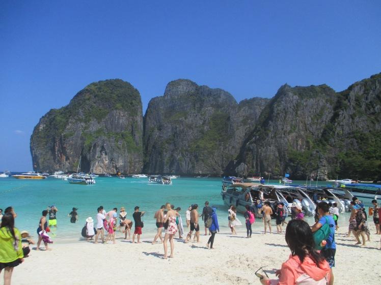 (pic - Story) Phi Phi - Maya Bay