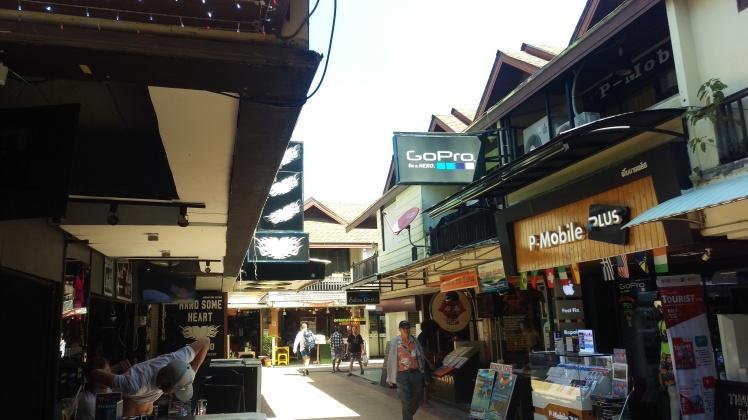 (pic - Story) Phi Phi - Street