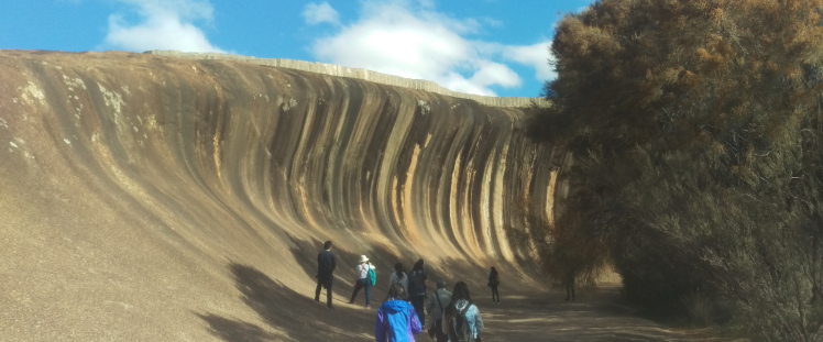 (pic- Story) Wave Rock - Title