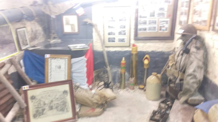 (pic - Story) Western Front Muesum - Cafe Boerenhal