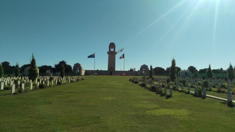 (pic - Story) Western Front Museum - Australian Memorial