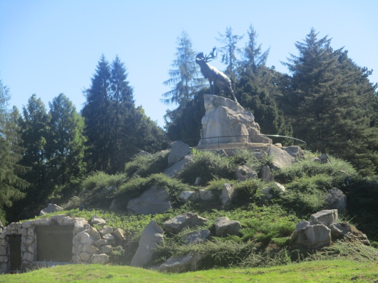 (pic - Story) Western Front Museum - Beaumont-Hammel Memorial