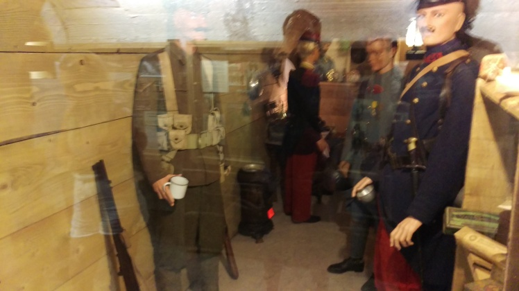(pic - Story) Western Front Museum - Musee Somme