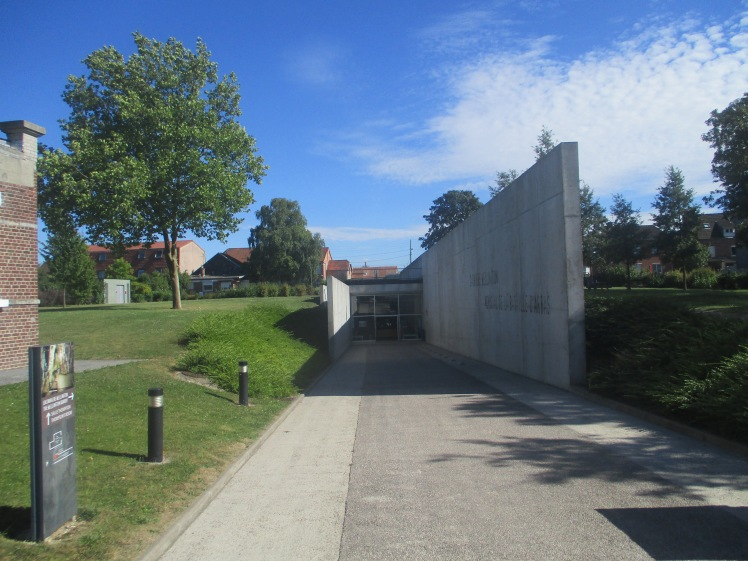 (pic - Story) Western Front Museum - Wellington Quarry