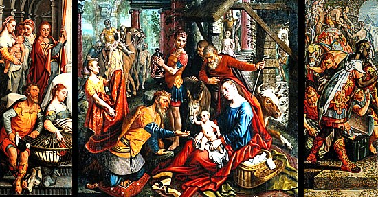 (pic - story) rijksmuseum 4 - adoration of the magi