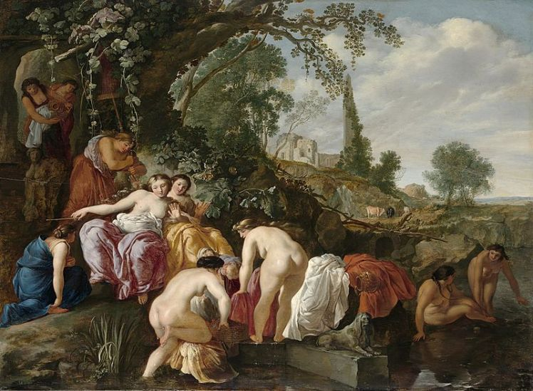 (pic - story) rijksmuseum 4 - finding of moses