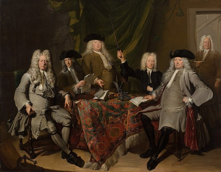 (pic - story) rijksmuseum 4 - inspectors of the collegium