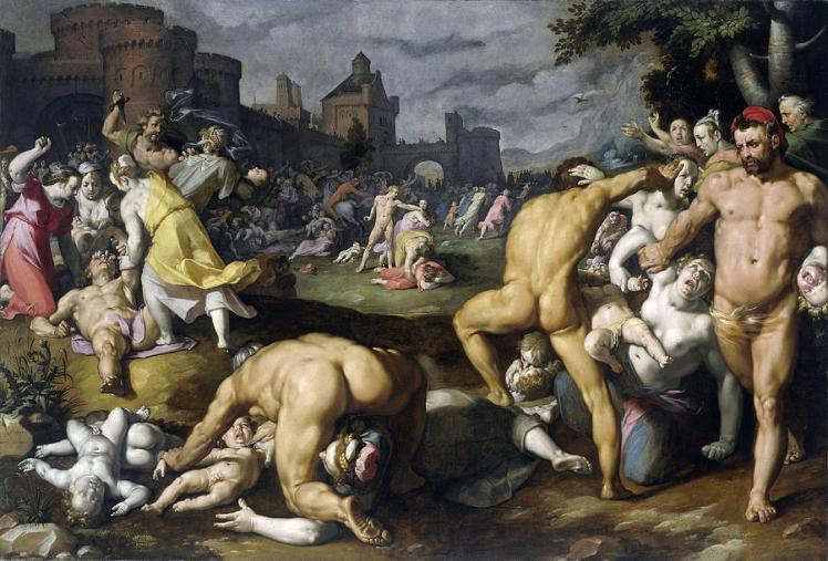 (pic - story) rijksmuseum 4 - massacre of innocents