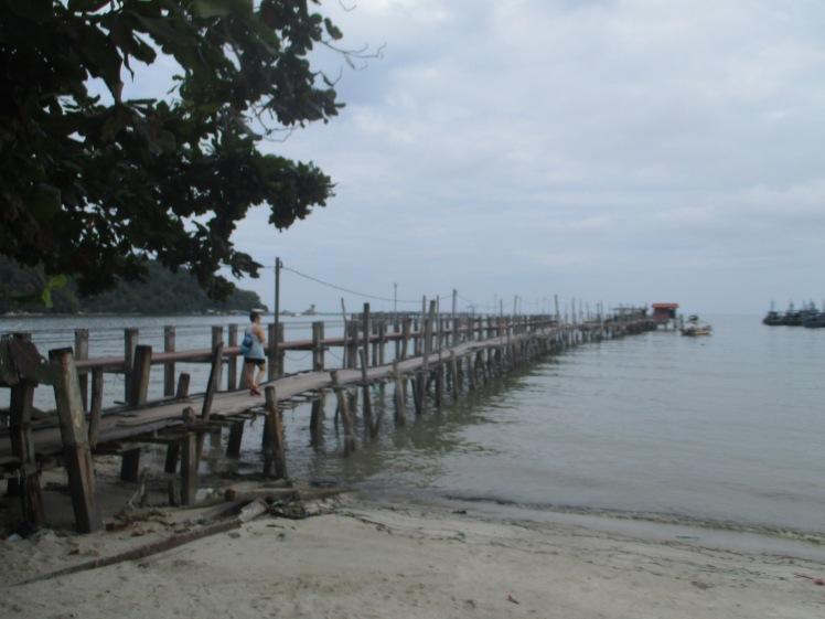 (pic - Story) Penang - Back Beach