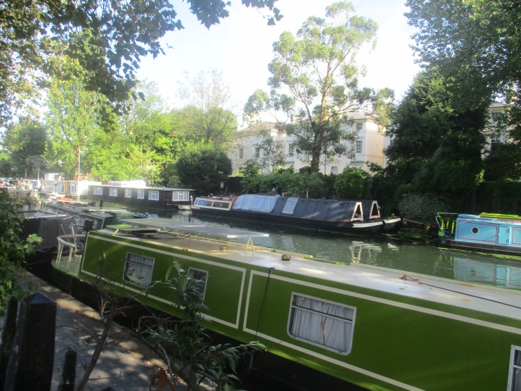 (pic - Story) London - Little Venice