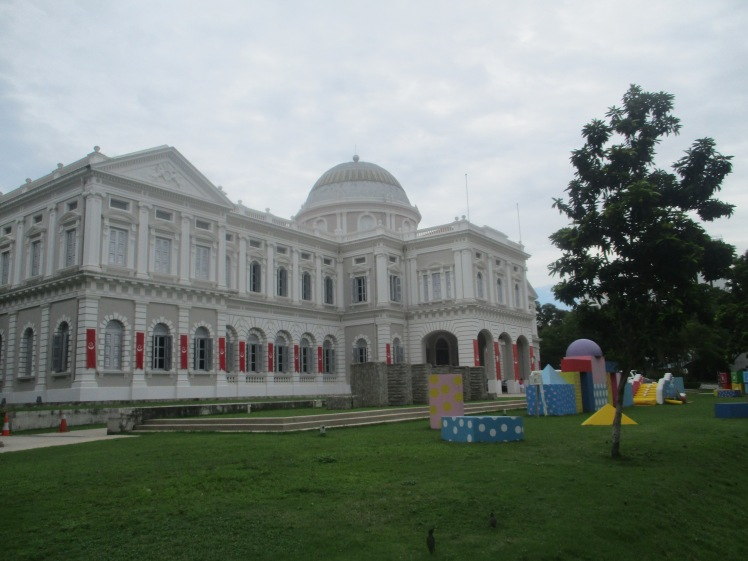 (pic - Story) Singapore Museum - Title