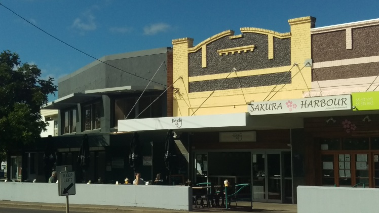 (pic - Story) Coffs Harbour - Cafe
