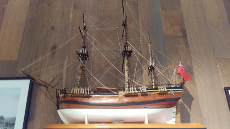 (pic - Story) Coffs Harbour - Model Ship
