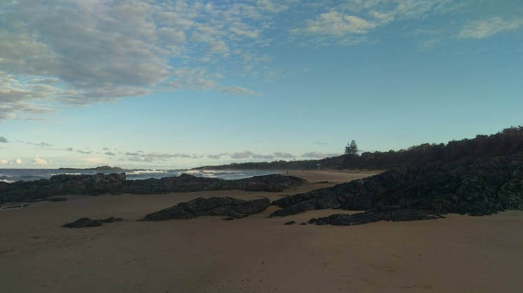 (pic - Story) Coffs Harbour - Sawtell Beach