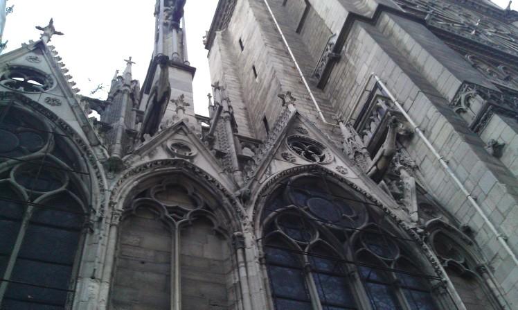 (pic - Story) Notre Dame - Gargoyles