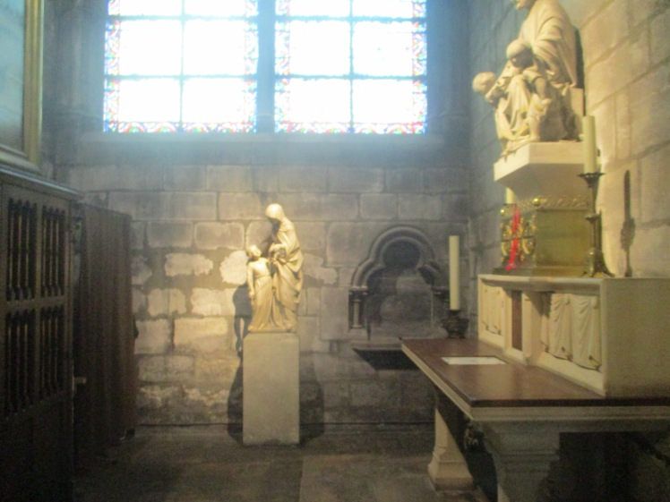 (pic - Story) Notre Dame - Shrine