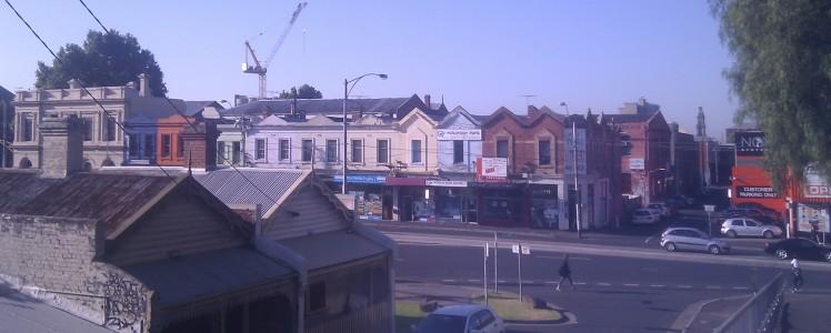 (pic - Story) Abbottsford - Victoria St