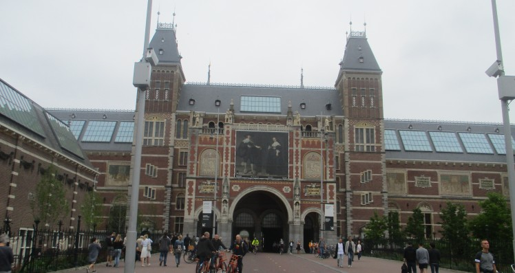(pic - Story) Rijksmuseum - Title
