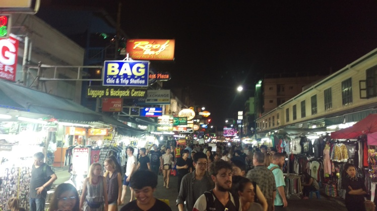 (pic - Story) Bangkok - Khao San Road