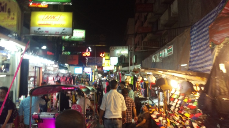 (pic - Story) Bangkok - Night Market