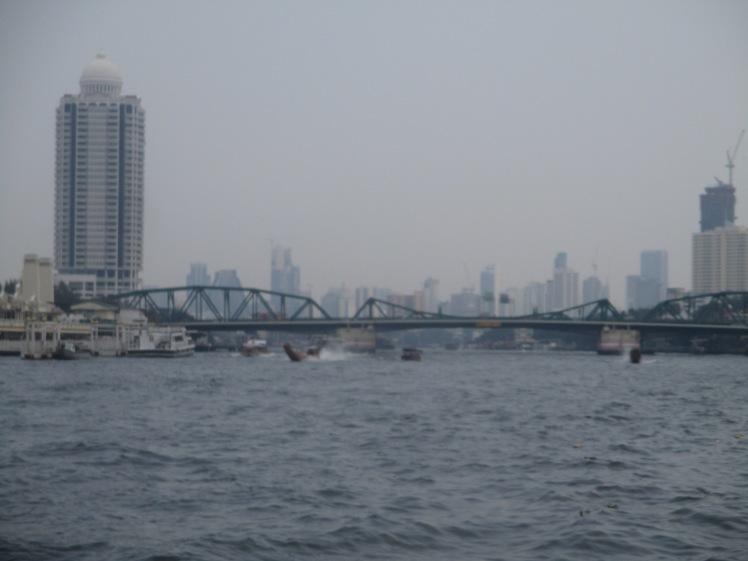 (pic - Story) Bangkok - River