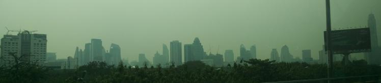 (pic - Story) Bangkok - Skyline