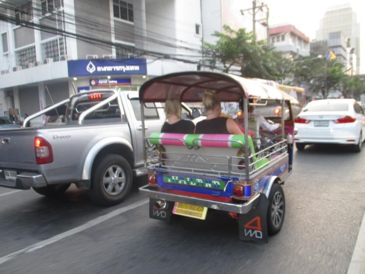 (pic - Story) Bangkok - Tuk Tuk