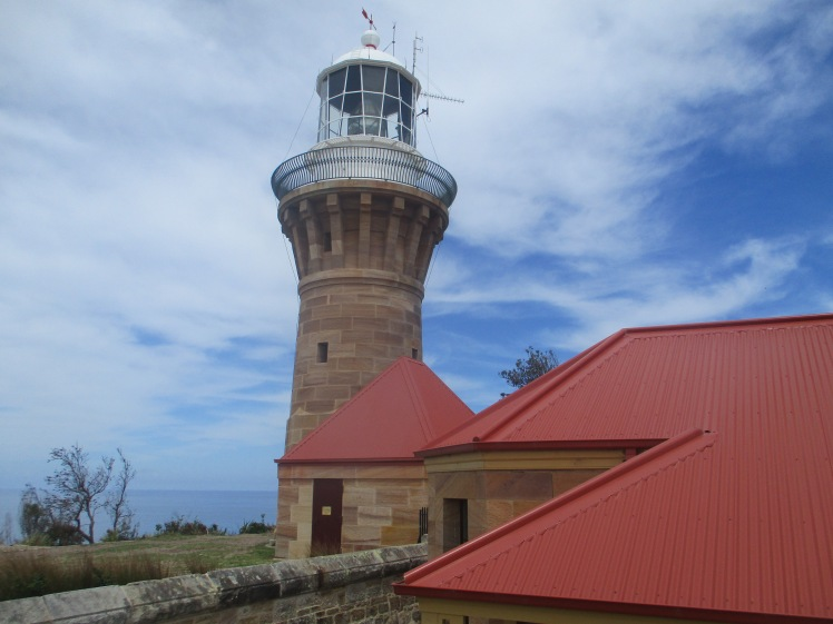 (pic - Story) Northern Beaches - Barrenjoey Lighthouse