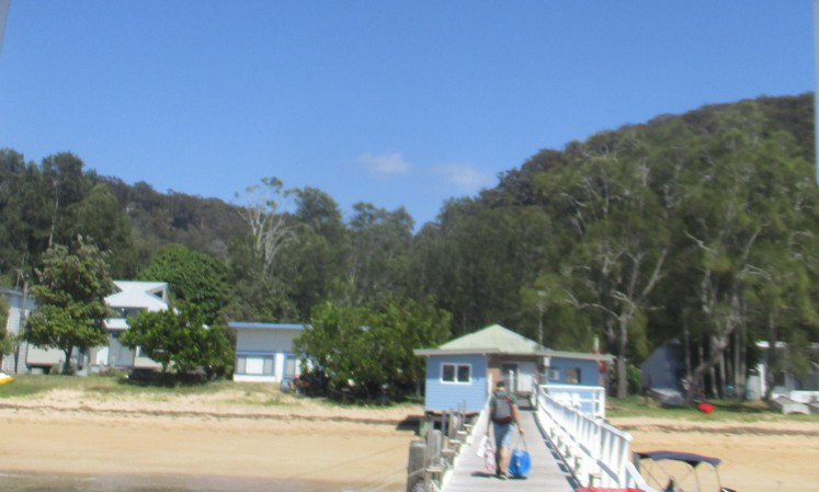 (pic - Story) Northern Beaches - Mackeral Beach