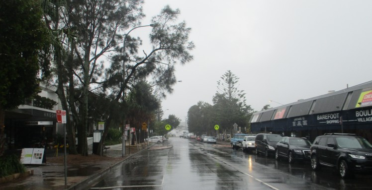 (pic - Story) Northern Beaches - Wet Day