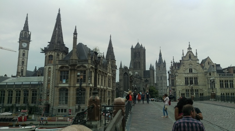 (pic - Story) Ghent - The Spires