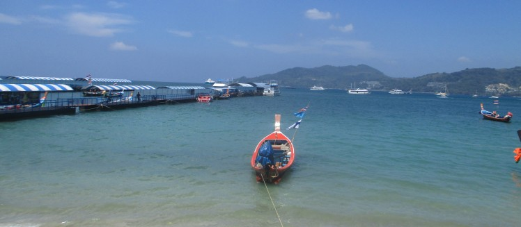 (pic - Story) Patong Beach - Title