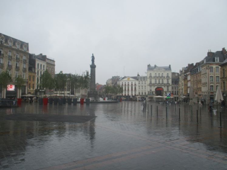 (pic - Story) Lille - Town Square